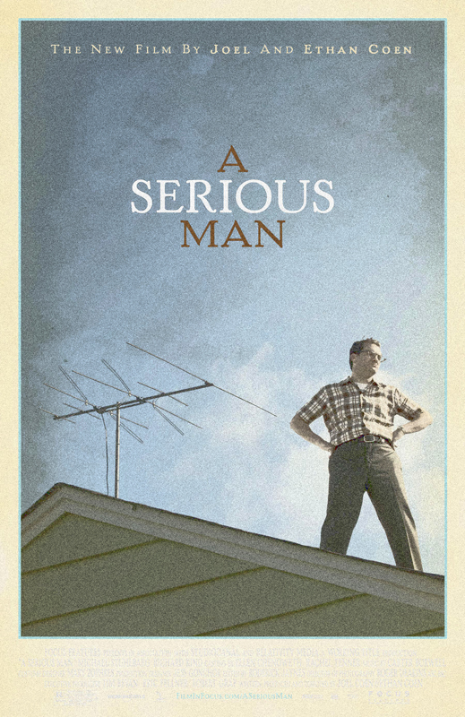 Filmrecensie: A serious man