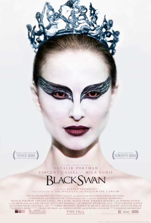 Filmrecensie Black Swan