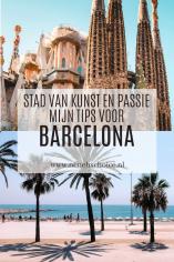 Stad van kunst en passie: Barcelona