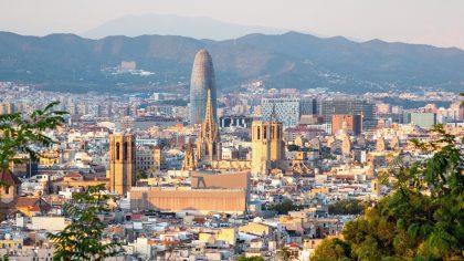 Barcelona, Spanje: stad van kunst en passie