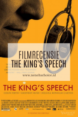 Filmrecensie The King's Speech