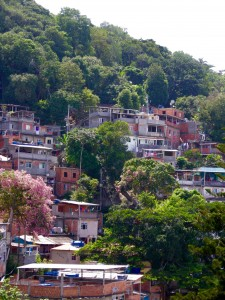 Morro da Babilônia, Leme, Rio de Janeiro