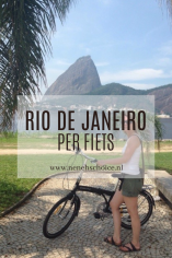 Rio de Janeiro op de fiets