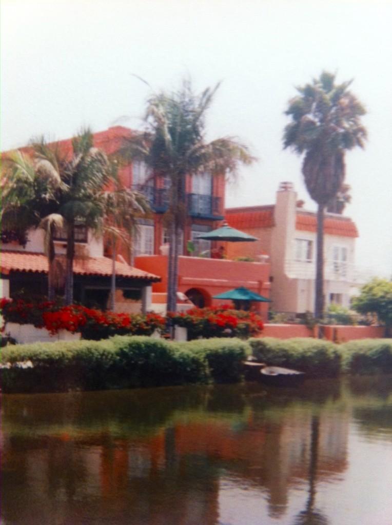 Venice Beach, canals