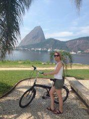 Rio de Janeiro fietstocht Flamenco Beach