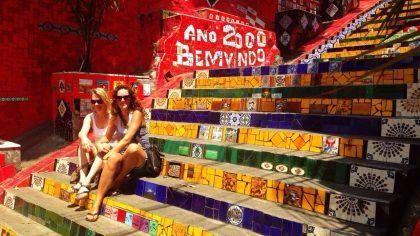 Restaurant Favela Babilonia Rio de Janeiro
