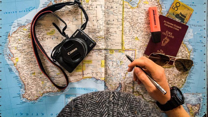 checklist-vakantie