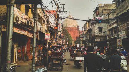 Delhi Chandi Chowk, India