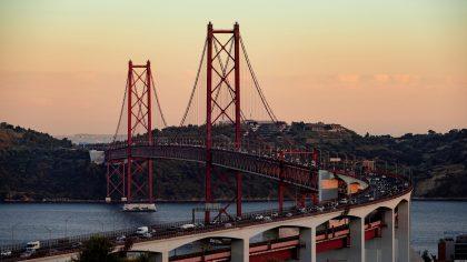 Lissabon Ponte 25 abril