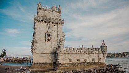 Lissabon Torre de Belem