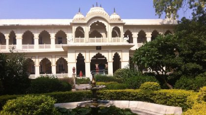 Hotel Bissau Palace, Jaipur India