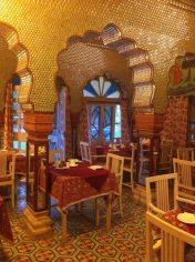 Bissau Palace Jaipur eetzaal