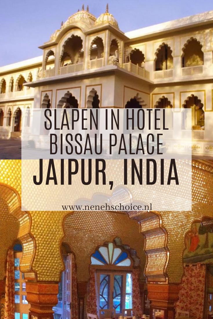 Hotel Bissau Palace, Jaipur, India