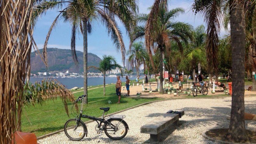 Bezienswaardigheden Rio de Janeiro, fietstour