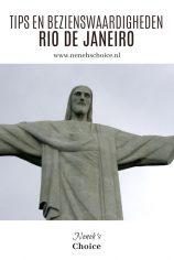 Tips en bezienswaardigheden Rio de Janeiro, Brazilië
