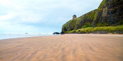 Downhill Beach Ierland, Game of Thrones