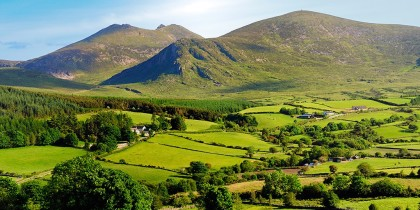 Mourne Mountains Ierland, Dothraki Land