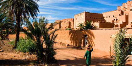 Ouarzazate Marokko, Atlas studios, Game of Thrones