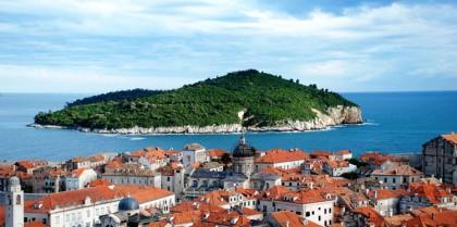 Lokrum Dubrovnik Kroatië, Game of Thrones