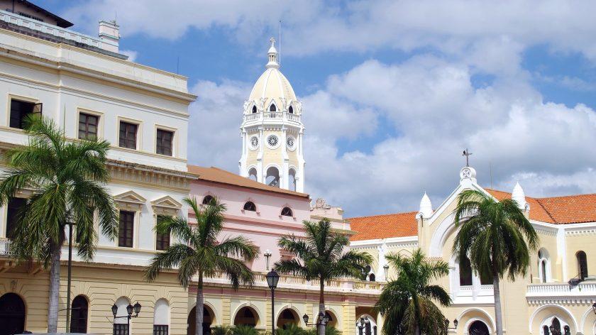 Bezienswaardigheden Panama-Stad, casco viejo