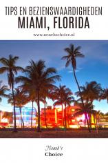 Tips en bezienswaardigheden Miami Florida