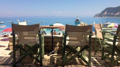 Captain's Corner, Agios Nikitas, Lefkas