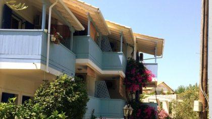 Milos studios, Agios Nikitas, Lefkas
