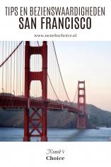 Tips en bezienswaardigheden San Francisco, Amerika