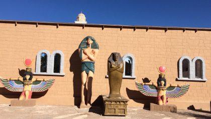 Ouarzazate filmmuseum Marokko