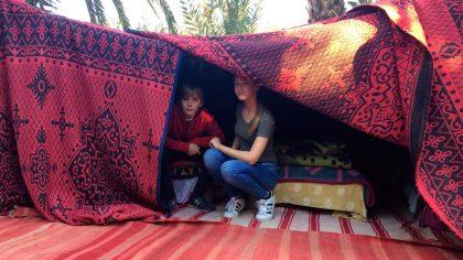 Fint Oase, Marokko