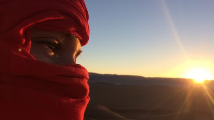 Tinfou Dunes Marokko, Boy Neneh's Choice