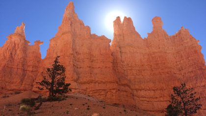 Bryce Canyon National Park Queens Garden Trail