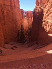 Bryce canyon, Navajo Loop Trail, Sunset Point