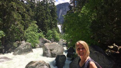 Yosemite Mist Trail