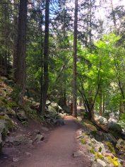 Yosemite NP Mist Trail