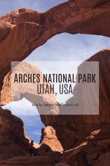 Arches National Park, Utah, Amerika