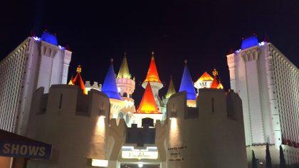 Excalibur Las Vegas, Nevada, Amerika