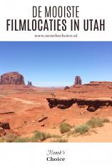 Filmlocaties Utah, VS