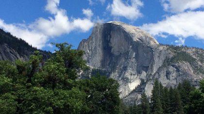 Roadtrip Amerika Yosemite Half Dome