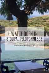 Stoupa Peloponnesos Griekenland