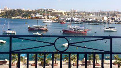 Waterfront Hotel Sliema, Malta