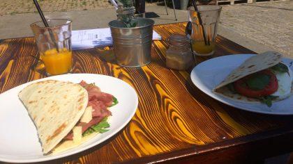 Lunch, De Smederij, Hilversum
