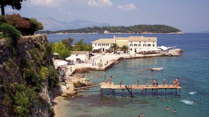 Kouloura Corfu