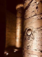 Luxor Tempel, Luxor Egypte