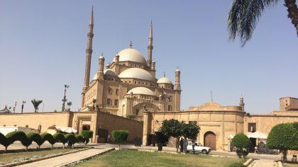 Mohammed Ali Moskee Cairo Egypte