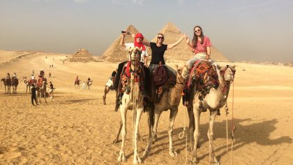 Rondreis door Egypte met kinderen