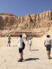 Tempel van Hatshepsut Egypte