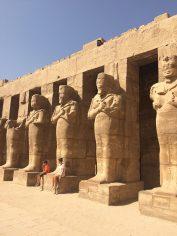 Tempel van Karnak Egypte