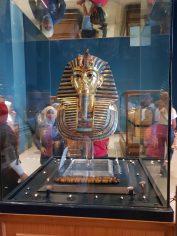 Tut-ankh-amon-cairo Egypte