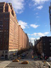 NYC, the high line